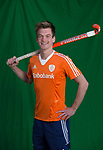 ARNHEM - THIERRY BRINKMAN , lid trainingsgroep Nederlands hockeyteam heren. COPYRIGHT KOEN SUYK
