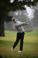 Gareth Paddison during Jennian Homes Charles Tour, John Jones Steel Harewood Open, Harewood Golf Course, Christchurch, New Zealand, Thursday 5 October 2017.  Photo: Martin Hunter/www.bwmedia.co.nz