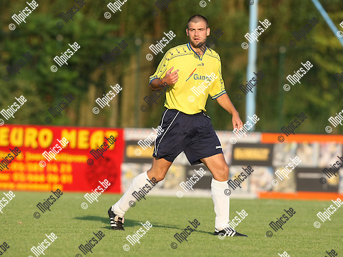 2009-08-06 / Voetbal / seizoen 2009-2010 / VC Wijnegem / Bart Vergeylen..Foto: Maarten Straetemans (SMB)