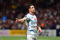 Dan Carter of Racing 92 during the French Top 14 match between Racing 92 and La Rochelle at U Arena on February 18, 2018 in Nanterre, France. (Photo by Dave Winter/Icon Sport)