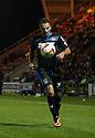 Filipe Morais of Stevenage<br />  - Crewe Alexandra v Stevenage - Sky Bet League One - Alexandra Stadium, Gresty Road, Crewe - 22nd October 2013. <br /> © Kevin Coleman 2013