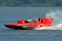 "Ron Snyder, U-36 ""Miss U. S, (Unlimited Hydroplane_"