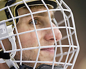 Ryan Guentzel (Notre Dame - 27) - The University of Notre Dame Fighting Irish defeated the University of New Hampshire Wildcats 2-1 in the NCAA Northeast Regional Final on Sunday, March 27, 2011, at Verizon Wireless Arena in Manchester, New Hampshire.
