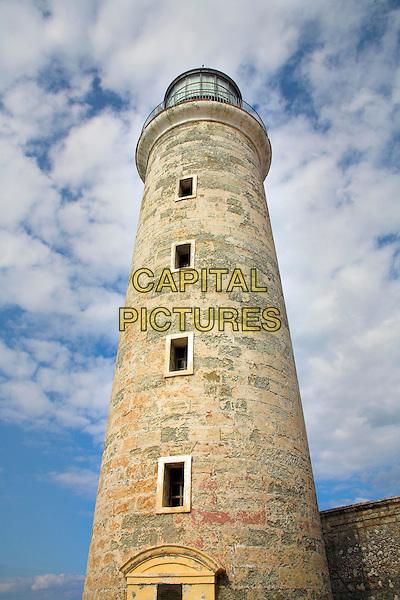 Lighthouse, El Morro Fortress, Morro Castle, Havana, La Habana Vieja, Cuba