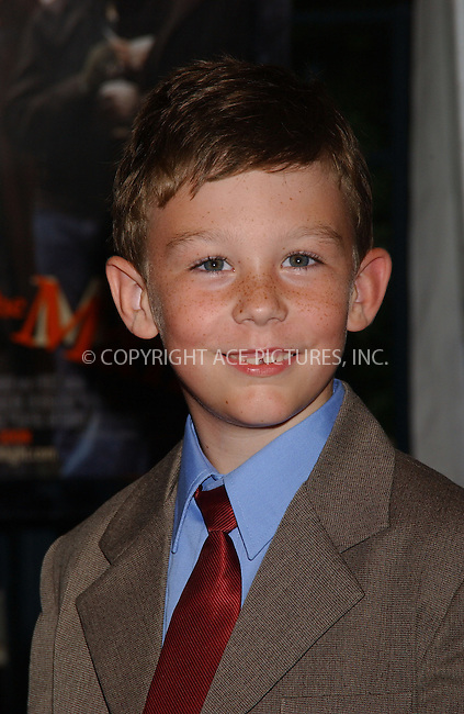 "WWW.ACEPIXS.COM . . . . . ....NEW YORK, AUGUST 7, 2006....Liam Broggy at the ""Trust the Man"" New York Premiere.....Please byline: KRISTIN CALLAHAN - ACEPIXS.COM.. . . . . . ..Ace Pictures, Inc:  ..(212) 243-8787 or (646) 679 0430..e-mail: picturedesk@acepixs.com..web: http://www.acepixs.com"