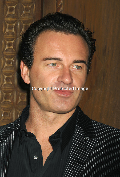 Julian McMahon..at The Cosmopolitan Fun Fearless Male of the Year Award Luncheon on January 22, 2007 at Ciprianis 42nd Street. All of the men were honored...Robin Platzer, Twin Images