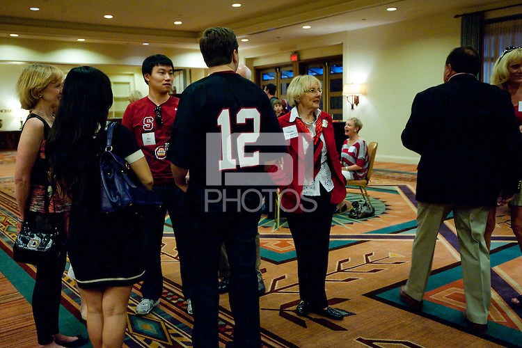 SCOTTSDALE, AZ - JANUARY 1, 2012 - Stanford Donor Brunch at the Fairmont Princess Hotel and Resort.