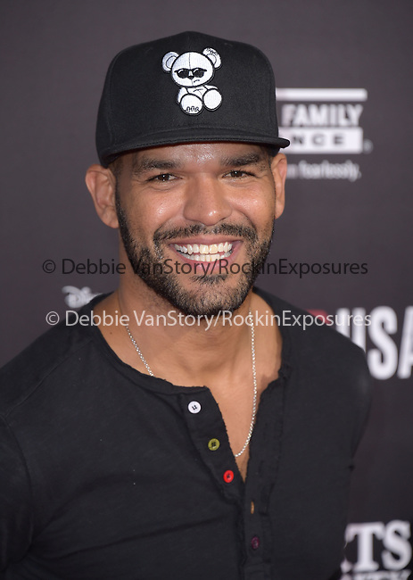 Amaury Nolasco attend The Disney Premiere of McFarland, USA held at The El Capitan Theater  in Hollywood, California on February 09,2015                                                                               © 2015 Hollywood Press Agency
