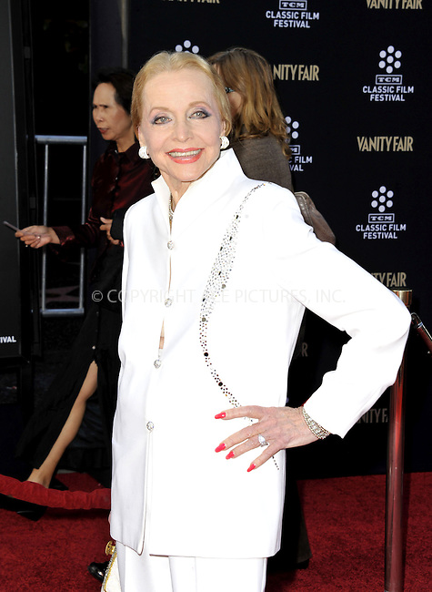 WWW.ACEPIXS.COM......April 25, 2013, Los Angeles, CA.....Anne Jeffreys arriving at the 2013 TCM Classic Film Festival Opening Night Gala screening of 'Funny Girl' at the TCL Chinese Theatre on April 25, 2013 in Hollywood, CA.............By Line: Peter West/ACE Pictures....ACE Pictures, Inc..Tel: 646 769 0430..Email: info@acepixs.com