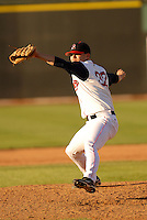 June 21 2008:  Alex Hale of the Lowell Spinners at LeLacheur Park in Lowell, MA.  Photo by:  Ken Babbitt/Four Seam Images