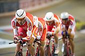 det danske banelandshold før afrejsen til årets VM i Cali, Colombia 2014<br /> På Billedet ses Alex Rasmussen