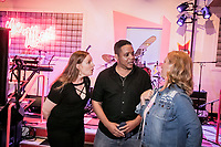 Live concert photos of California Dreams cast reunion featuring Ryan Cabrera @ Saved By The Max popup diner, by Los Angeles photographer Justin Gill