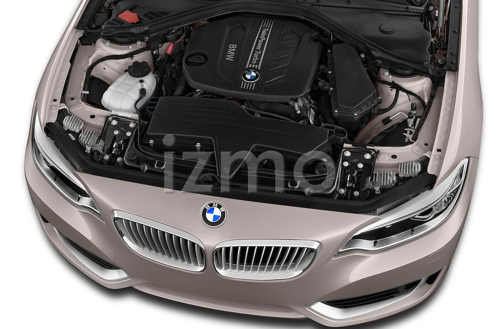 2014 BMW 2-Series 220d Modern Coupe