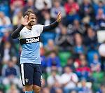 Niko Kranjcar celebrates his goal