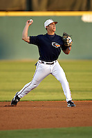 SAN ANTONIO, TX - FEBRUARY 22, 2008: The  Oral Roberts University Golden Eagles vs. The University of Texas at San Antonio Roadrunners Baseball at Nelson Wolff Stadium. (Photo by Jeff Huehn)