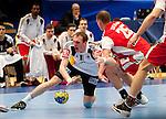Nach 167 L&auml;nderspielen mit 576 Toren beendet Holger Glandorf seine Karriere in der deutschen Handball-Nationalmannschaft. Der 31-j&auml;hrige Linksh&auml;nder war 2007 Weltmeister und gewann im Juni mit der SG Flensburg-Handewitt die Champions League<br /> Archiv aus: <br />  24.01.2011, Kinnarps Arena, J&ouml;nk&ouml;ping, SWE, IHF Handball Weltmeisterschaft 2011, Herren, Deutschland (GER) vs Ungarn (HUN) im Bild, // Holger Glandorf (RR / TBV Lemgo #11)  // during the IHF 2011 World Men's Handball Championship match Germany (GER) vs Iceland (ISL)  at Kinnarps Arena in Jonkoping,   Foto &copy; nph / Bildbyr&aring;n   - 56411