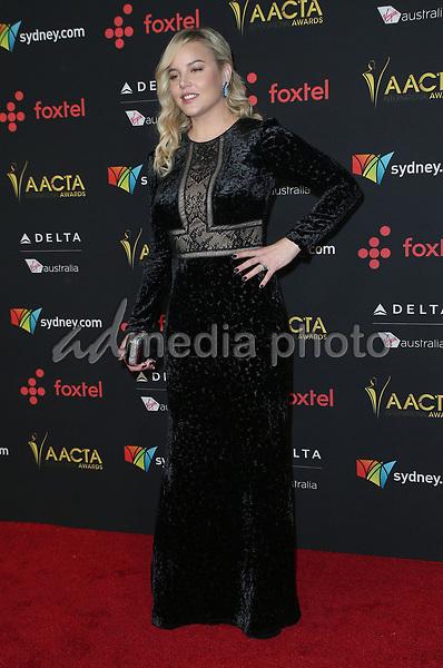 05 January 2018 - Hollywood, California - Abbie Cornish. 7th AACTA International Awards held at Avalon Hollywood. Photo Credit: F. Sadou/AdMedia