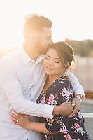Alyssa and George Engagement Session on March 3, 2018 (Photo by Frances Tang/Guest of a Guest)