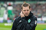 10.02.2019, Weserstadion, Bremen, GER, 1.FBL, Werder Bremen vs FC Augsburg<br /> <br /> DFL REGULATIONS PROHIBIT ANY USE OF PHOTOGRAPHS AS IMAGE SEQUENCES AND/OR QUASI-VIDEO.<br /> <br /> im Bild / picture shows<br /> Florian Kohfeldt (Trainer SV Werder Bremen), <br /> <br /> Foto &copy; nordphoto / Ewert