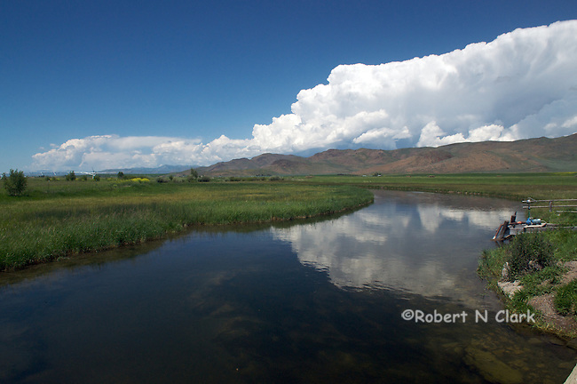 Silver Creek near Picabo, Idaho