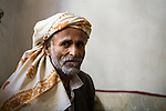 Yemeni man in traditional clothing, Sana'a, Yemen