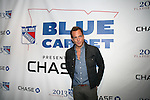 """Actor William Emerson """"Will"""" Arnett Attends NEW YORK Rangers ROLL OUT THE<br /> """"BLUE CARPET PRESENTED by Chase"""" <br /> FOR GAME THREE AGAINST WASHINGTON at Madison Square Garden, NY"""