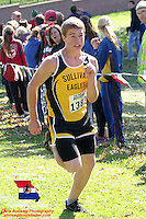 Sullivan junior Randy Swaller 8th.