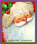 GIORDANO, CHRISTMAS SANTA, SNOWMAN, WEIHNACHTSMÄNNER, SCHNEEMÄNNER, PAPÁ NOEL, MUÑECOS DE NIEVE, paintings+++++,USGI1A,#X#