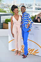 Samantha Mugatsia &amp; Sheila Munyiva at the photocall for &quot;Rafiki&quot; at the 71st Festival de Cannes, Cannes, France 09 May 2018<br /> Picture: Paul Smith/Featureflash/SilverHub 0208 004 5359 sales@silverhubmedia.com