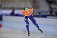 SPEEDSKATING: SOCHI: Adler Arena, 22-03-2013, Essent ISU World Championship Single Distances, Day 2, 5000m Men, Jorrit Bergsma (NED), © Martin de Jong