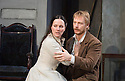 Therese Raquin by Emile Zola,adapted by Nicholas Wright. With Charlotte Emmerson as Therese Raquin,Ben Daniels as Laurent.. Opens at the Lyttleton Theatre on    on 13/11/06 .   CREDIT Geraint Lewis
