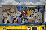 Black Family Reunification Mural