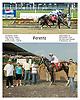 Ferentz winning at Delaware Park on 7/28/09