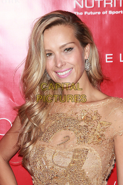 New York, NY- January 31: Petra Nemcova at Shape &amp; Men's Fitness Kickoff Party at Cipriani 42nd Street on January 31, 2014 in New York City.  <br /> CAP/MPI/COR<br /> &copy;Corredor99/ MediaPunch/Capital Pictures