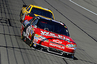 Tony Stewart (#14) and David Ragan (#6)
