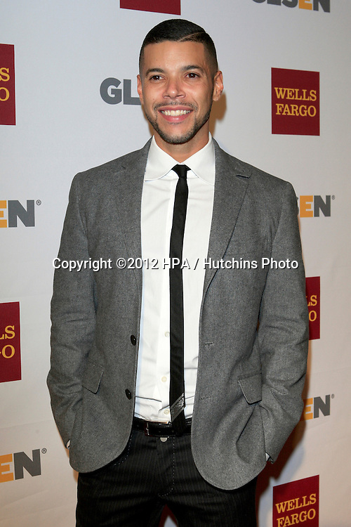 LOS ANGELES - OCT 5:  Wilson Cruz arrives at the 8th Annual GLSEN Respect Awards at Beverly Hills Hotel on October 5, 2012 in Beverly Hills, CA
