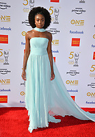LOS ANGELES, CA. March 30, 2019: Kiki Layne at the 50th NAACP Image Awards.<br /> Picture: Paul Smith/Featureflash