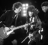 Keith Richards Ron Wood<br /> 1994<br /> Photo By Michael Ferguson/CelebrityArchaeology.com