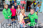 New defibrillator being put in place on the Mall on Tuesday to help the Tralee Community Responders.   <br /> Front l-r, Audrey Moran and Jimmy Murphy.<br /> Back l-r, Julie O&rsquo;Sullivan, Sean Nolan, David Scott (Tralee Chamber Alliance) and Eileen Whelan,
