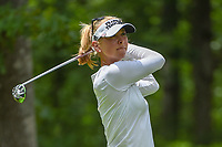 Jessica Korda (USA) watches her tee shot on 11 during round 2 of the U.S. Women's Open Championship, Shoal Creek Country Club, at Birmingham, Alabama, USA. 6/1/2018.<br /> Picture: Golffile | Ken Murray<br /> <br /> All photo usage must carry mandatory copyright credit (&copy; Golffile | Ken Murray)