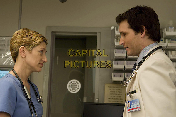 EDIE FALCO & PETER FACINELLI.in Nurse Jackie (Season 1).*Filmstill - Editorial Use Only*.CAP/FB.Supplied by Capital Pictures.