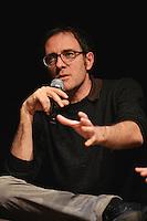 Valerio Mastandrea .Firenze 06/04/2013 Teatro del Sale.Rai Screenings 2013 Convegno Rai Cinema.Foto Andrea Staccioli Insidefoto