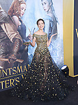 Halsey at The Universal Pictures' American Premiere of The Huntsman: Winter's War held at he Regency Village Theatre in Westwood, California on April 11,2016                                                                   Copyright 2016Hollywood Press Agency