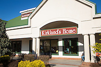 Kirkland home is pictured in Tanger Outlets in Sevierville,  Tennessee Thursday March 20, 2014.