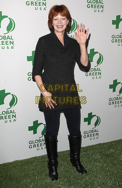 26 February 2014 - Hollywood, California - Frances Fisher. Global Green USA's 11th Annual Pre-Oscar Party held at Avalon.  <br /> CAP/ADM/FS<br /> &copy;Faye Sadou/AdMedia/Capital Pictures