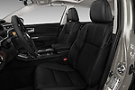 Front seat view of 2016 Toyota Avalon XLE Premium 4 Door Sedan Front Seat  car photos