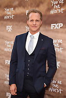 "LOS ANGELES, CA - APRIL 3: Chris Geere attends the FYC Red Carpet event for the series finale of FX's ""You're the Worst"" at Regal Cinemas L.A. Live on April 3, 2019 in Los Angeles, California. (Photo by Frank Micelotta/FX/PictureGroup)"