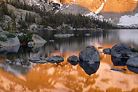 Big Martha Lake<br />