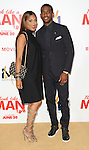 Chris Paul and wife at the Think Like A Man Too Premiere held at The TCL Chinese Theater Los Angeles, CA. June 9, 2014.