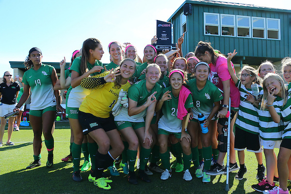 OCTOBER 30: Mean Green Soccer v LA Tech at Mean Green Soccer Complex in Denton on October 30, 2016 in Denton Texas. Photo Rick Yeatts